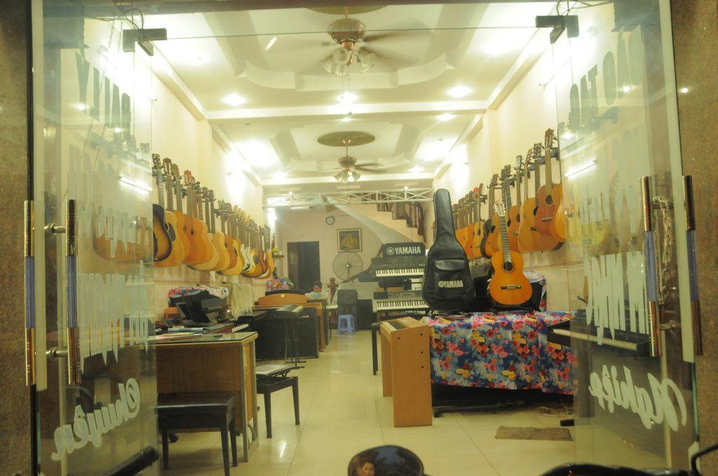 Cửa hàng nhạc cụ Thiên Ân Music