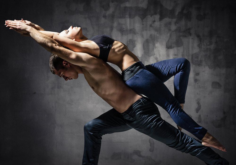 Học dancing Thiên Ân