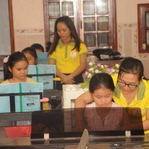 Khóa học đàn organ ở Biên Hòa